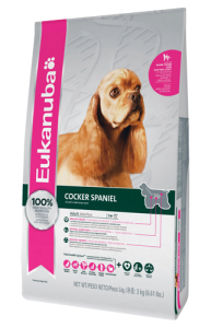 Eukanuba  DNA--CockerSpaniel